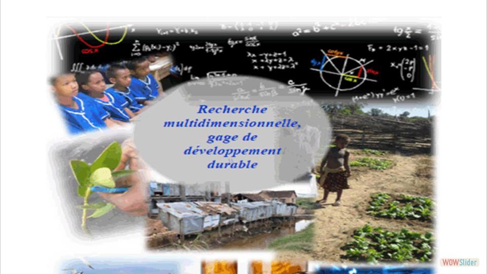 Recherche  multidimensionnelle